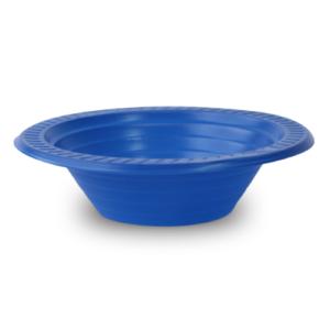 Prato fundo festinha azul