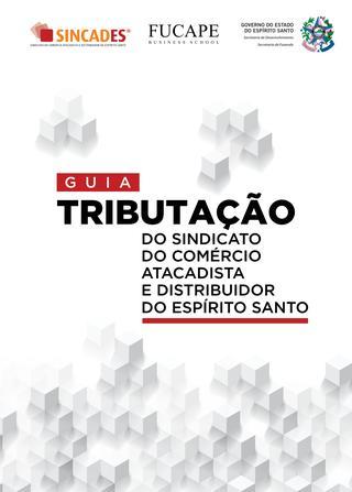 Guia de tributação do comércio atacadista e distribuidor do ES