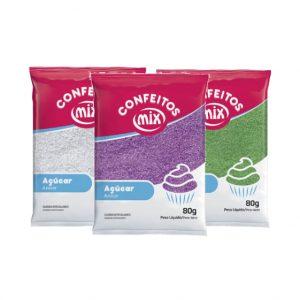 Açúcar Colorido 80g