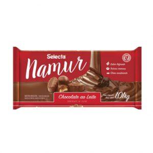 Chocolate Selecta Namur Ao Leite 1,01Kg