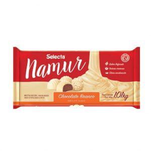 Chocolate Selecta Namur Branco 1,01Kg