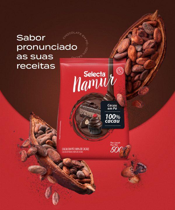 Chocolate 100% Pó