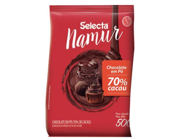 Chocolate Po Namur