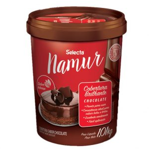 Cobertura Brilhante Chocolate