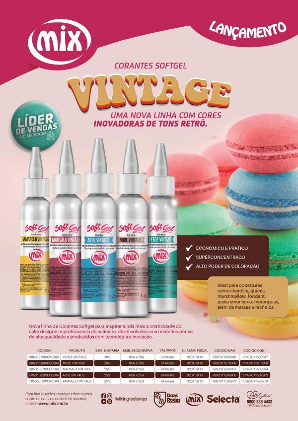 Lamina Softgel Vintage Neon 1