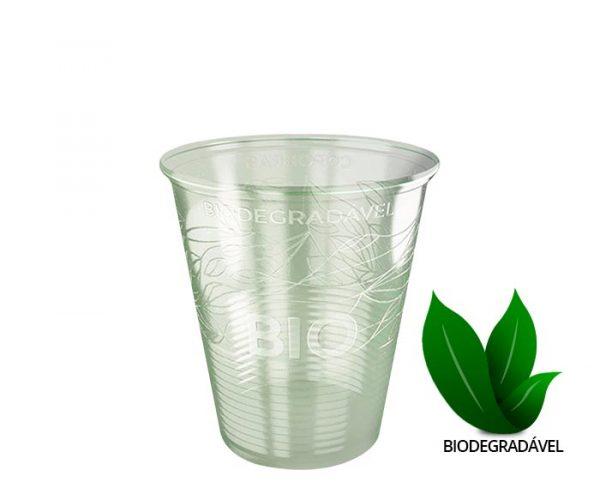 Copo Biodegradavel 180ml Cfp180