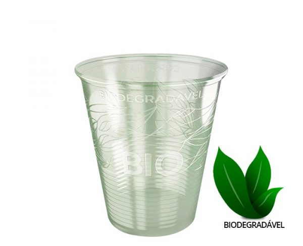 Copo Biodegradavel 200ml Cfp200