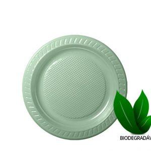 Prato Biodegradável 15cm