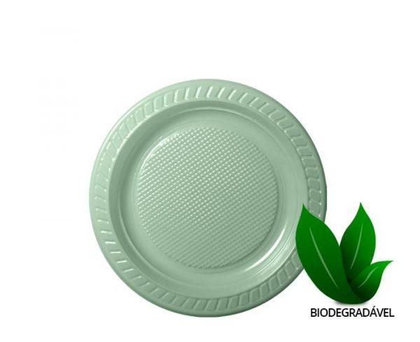 Prato Biodegradavel 15cm Prb015