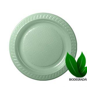 Prato Biodegradável 21cm