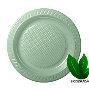 Prato Biodegradável 23cm