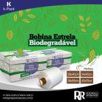 Bobinas biodegradáveis