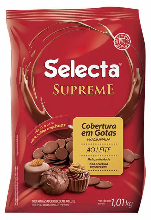 Selecta Gotas Leite