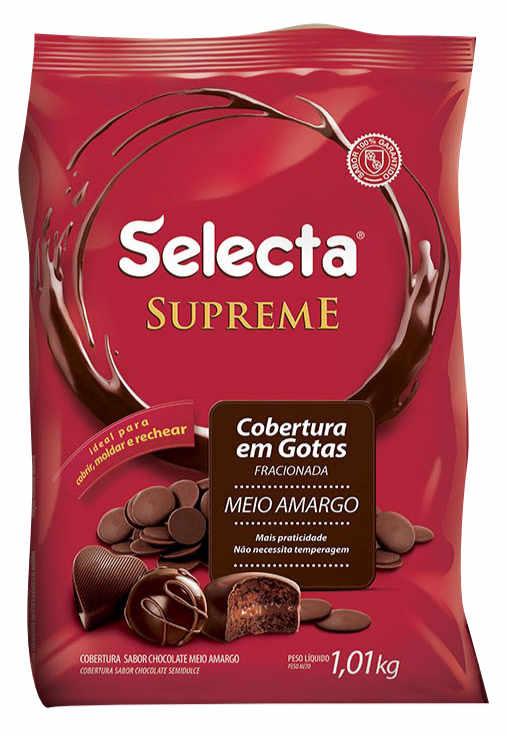 Selecta Gotas Meioamargo
