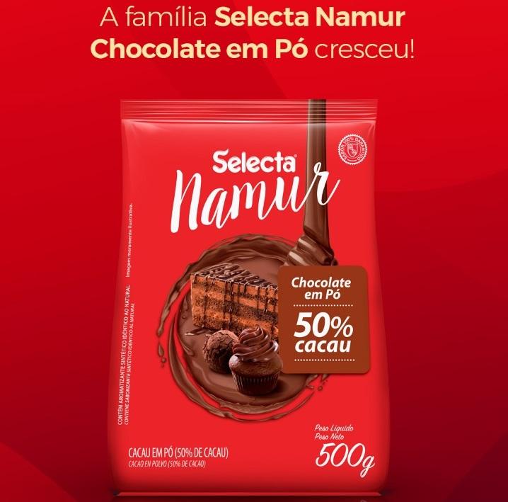 Chocolate 50% Selecta em 500gr
