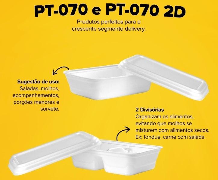 PT-070 Pote para delivery Copobras