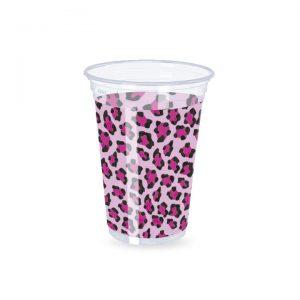 Copo PPT 330-300ml (Onça Pink)